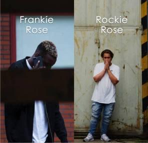 Frankie og Rockie Rose
